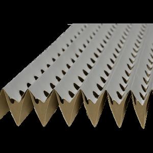 Filtro a fisarmonica | Costruzioni Aeromeccaniche Gritti